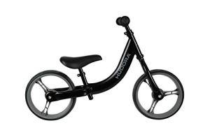 Hudora 10416/00 Classic Vélo pour Enfant avec Roues Extra Larges 12″ – Roue d'apprentissage à partir de 3 Ans – Selle et Guidon réglables en Hauteur – Vélo pour Enfant