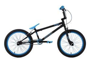 KS Cycling 641B Vélo Mixte Enfant, Noir