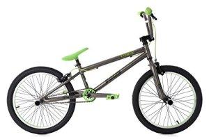 KS Cycling 648B BMX Freestyle Mixte Enfant, Anthracite