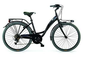 MBM – AGORA' – Vélo de ville 26» 6s – Noir –