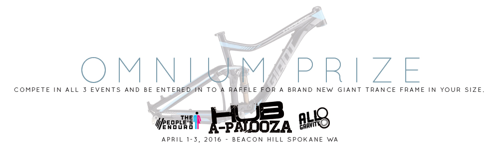 Hub-a-Palooza is coming soon!  Giant Trance frame giveaway details!