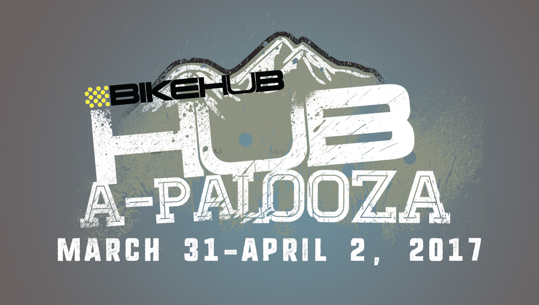 Hub-a-Palooza 2017 – Double Down Hoe Down 9 / The People's Enduro – Beacon Hill, Camp Sekani, Spokane WA