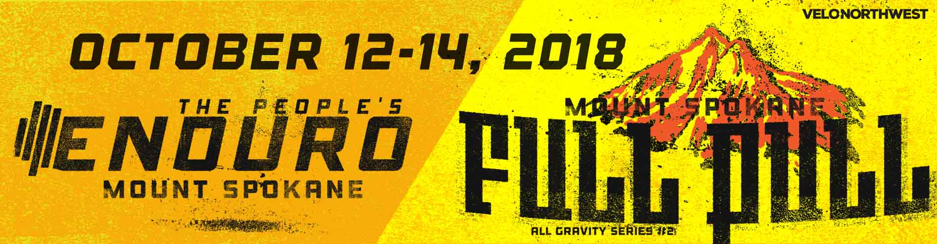 The People's Enduro & Full Pull – Mt Spokane – October 12-14, 2018