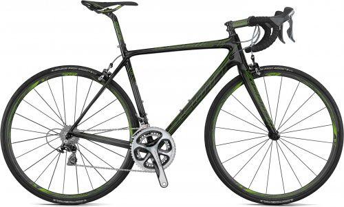 Test vélo de route Scott ADDICT TEAM ISSUE (22) 2014 (test