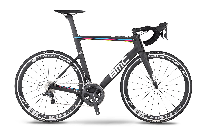 Test vélo de route BMC 2014 TimeMachine TMR01 Ultegra 2014