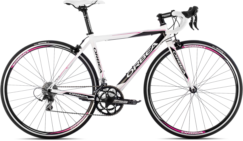 Test vélo de route Orbea AQUA DAMA 10 2014 (test / avis)