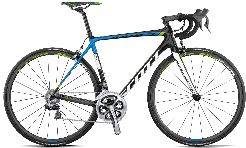 Test vélo de route Scott ADDICT Team Issue DI2 CD 22-sp