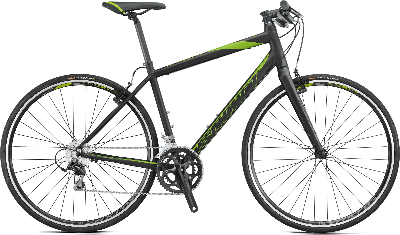 Test vélo de route Scott Metrix 10 2014 (test / avis)