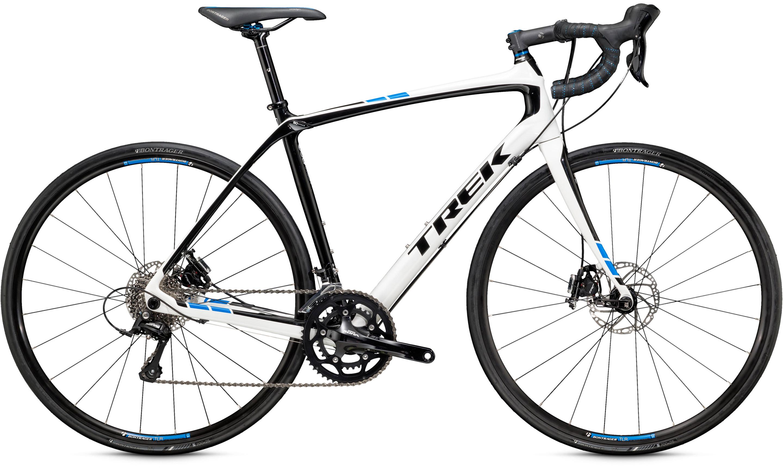 Test vélo de route Trek Domane 4.0 Disc Compact 2015 (test