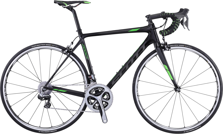Test vélo de route Scott Addict Team Issue 2016 (test / avis)