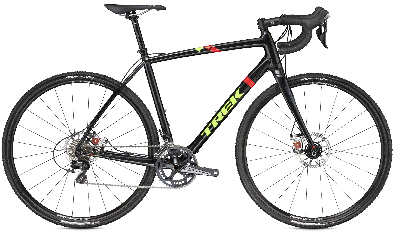 Test vélo de route Trek Crockett 5 Disc 2016 (test / avis)
