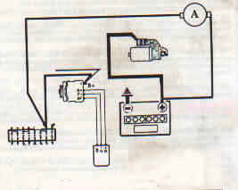 The modified 1750 Berlina wiring diagram