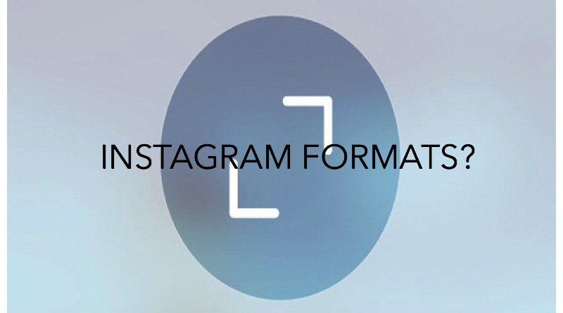 What Image Sizes Can You Use On Instagram?