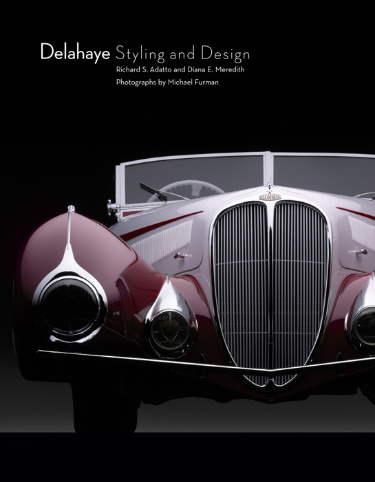 Book Review Delahaye Styling and Design