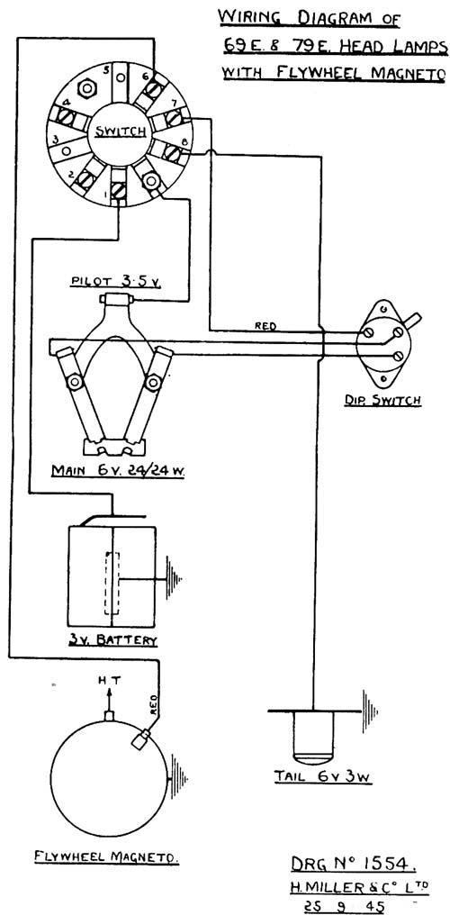 Lucas Dynamo Wiring Diagram : 27 Wiring Diagram Images