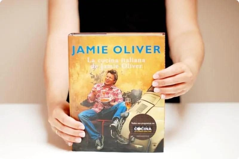 La cocina italiana de Jamie Oliver