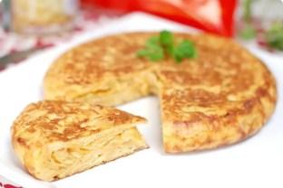 Resultado de imagen de tortilla española