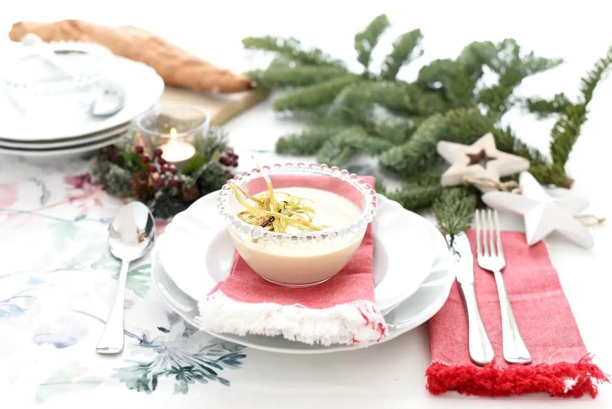 Recetas Navidad Thermomix  Velocidad Cuchara
