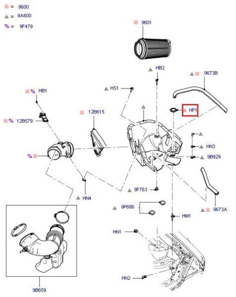 05-14 GT Stopfen für Luftfilterkasten 38mm