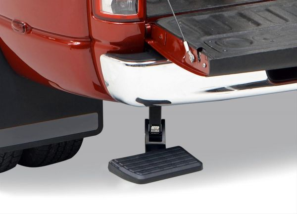 truck bed side step amp bedstep without dual exhaust