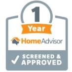 HomeAdvisor 1 Year