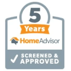 HomeAdvisor 5 Years