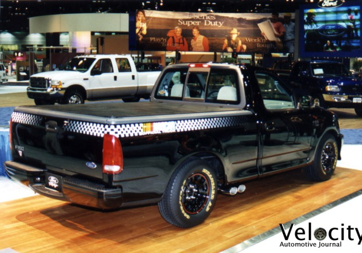 1998 Ford F150 Nascar Edition For Sale