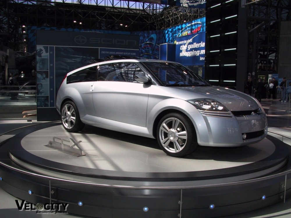 medium resolution of 2002 scion ccx concept