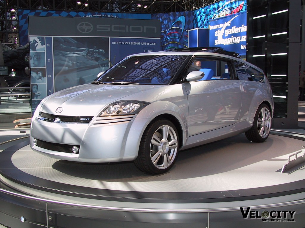 hight resolution of 2002 scion ccx concept