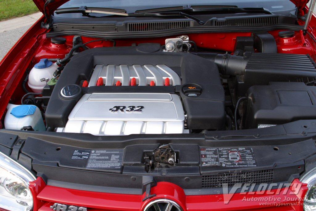 Vacuum Diagram 2004 Volkswagen R32