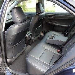 Interior All New Camry 2016 Perbedaan Grand Avanza E Dan G 2015 Toyota Pictures Xle Hybrid