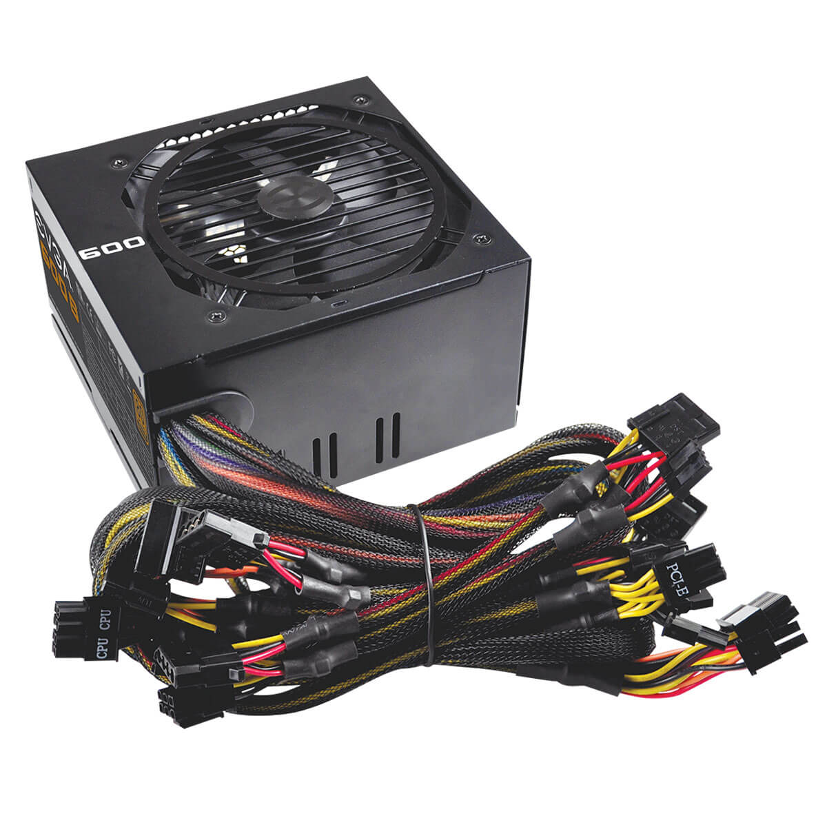 hight resolution of how much power supply do i need