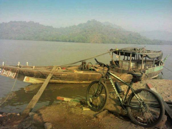 Ghodbunder cycling