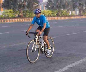 100 Km Cycling