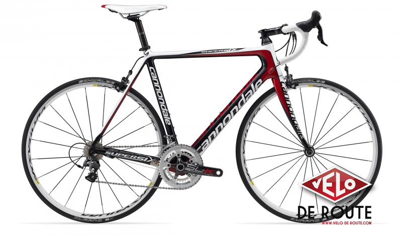 Guide d'Achat : Cannondale SuperSix 3 Ultegra Compact