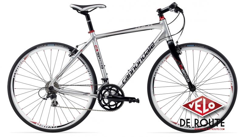 Guide d'Achat : Cannondale Quick CX Speed 2