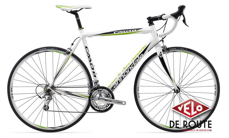 Guide d'Achat : Cannondale CAAD8 6 Tiagra