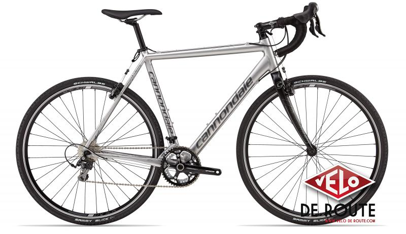 Guide d'Achat : Cannondale CAADX 105