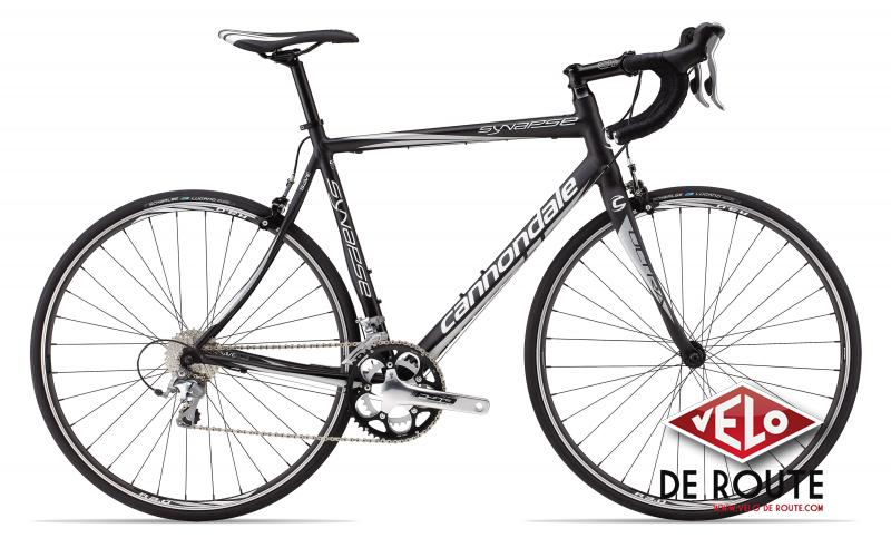 Guide d'Achat : Cannondale Synapse Alloy 6 Tiagra
