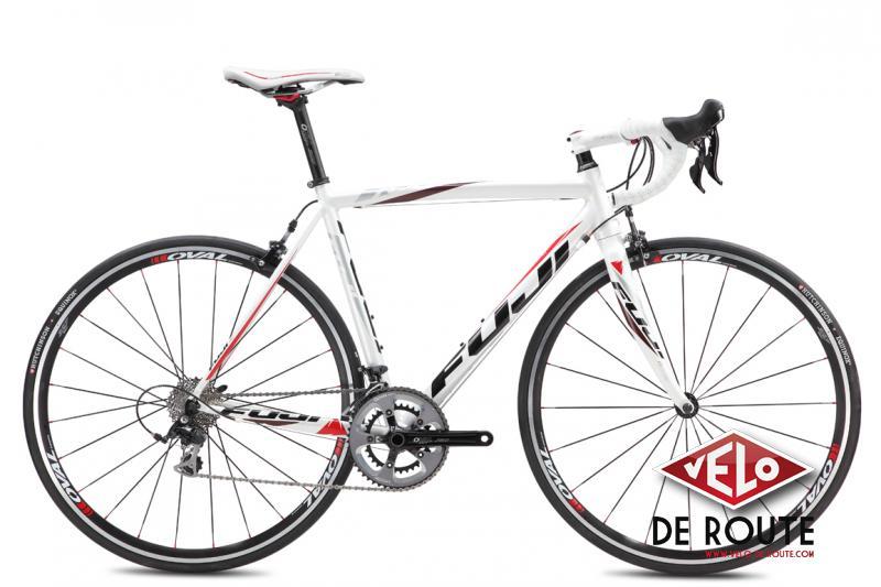 Guide d'Achat : Fuji Roubaix 1.3