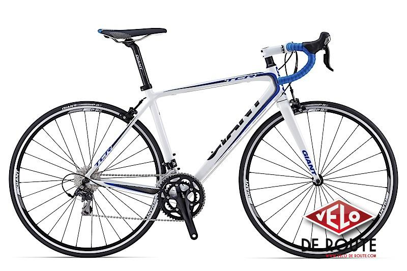 Guide d'Achat : Giant TCR 1 Compact