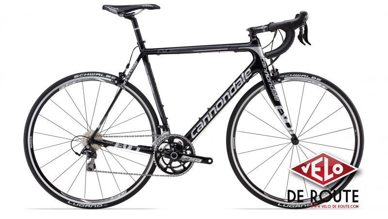 Guide d'Achat : Cannondale Supersix Evo 105 Compact