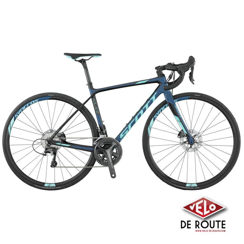 Guide d'Achat : Scott SCOTT Contessa Solace 15 disc Bike