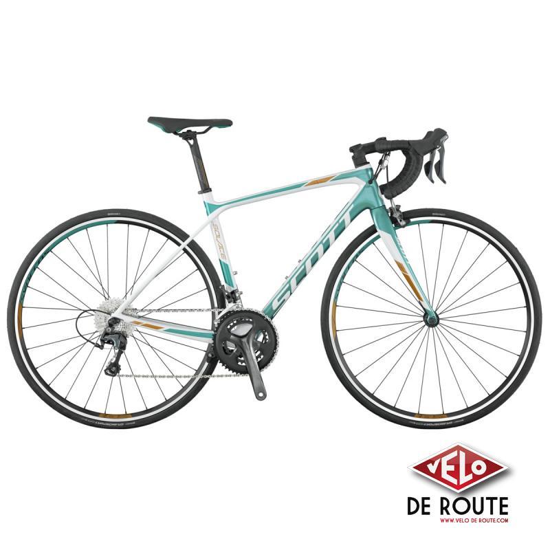 Guide d'Achat : Scott SCOTT Contessa Solace 35 Bike