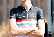 Frank Schleck, Luxembourg national colors on team kit