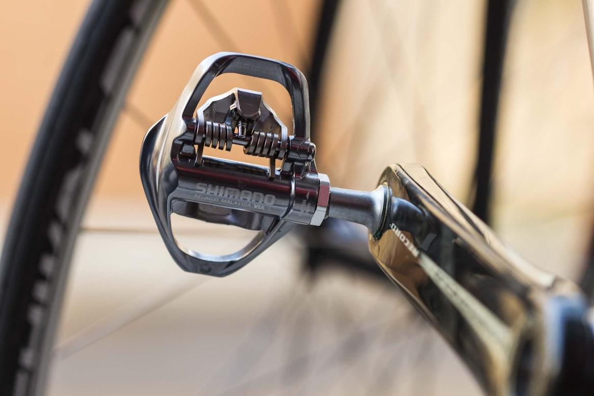 Shiman A600 pedals