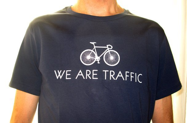 T-Shirt We are traffic