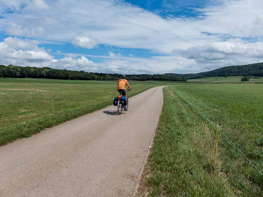 Jura, Franche-Comté, 28. Juli 2017 | © Dominik Thali