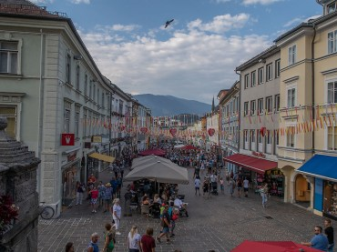 In Villach. | © 2018 Dominik Thali