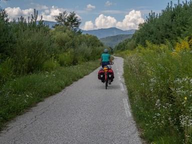 Zwischen Villach und Tarvisio. | © 2018 Dominik Thali